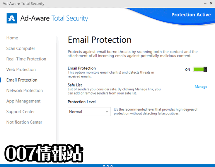 Ad-Aware Total Security Screenshot 3