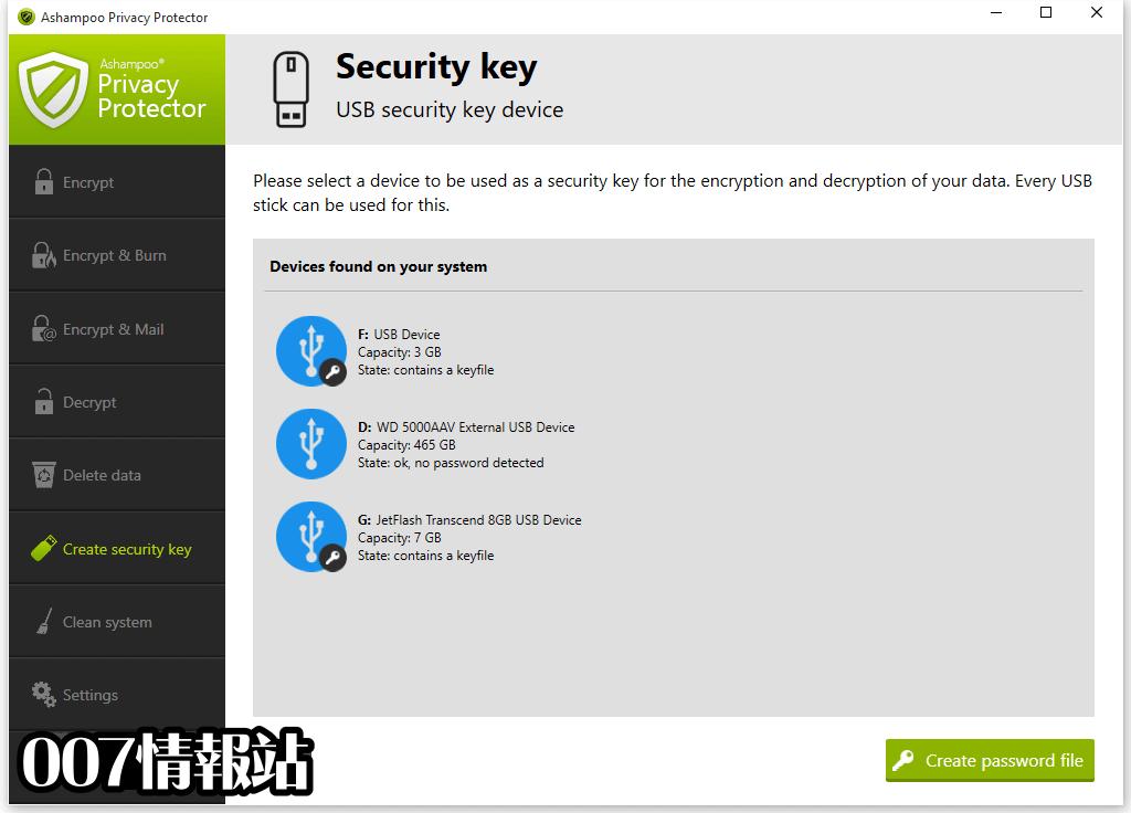 Ashampoo Privacy Protector Screenshot 4