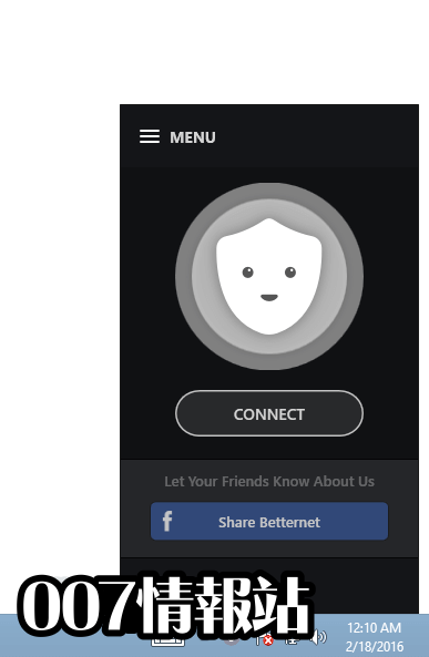 Betternet Screenshot 1