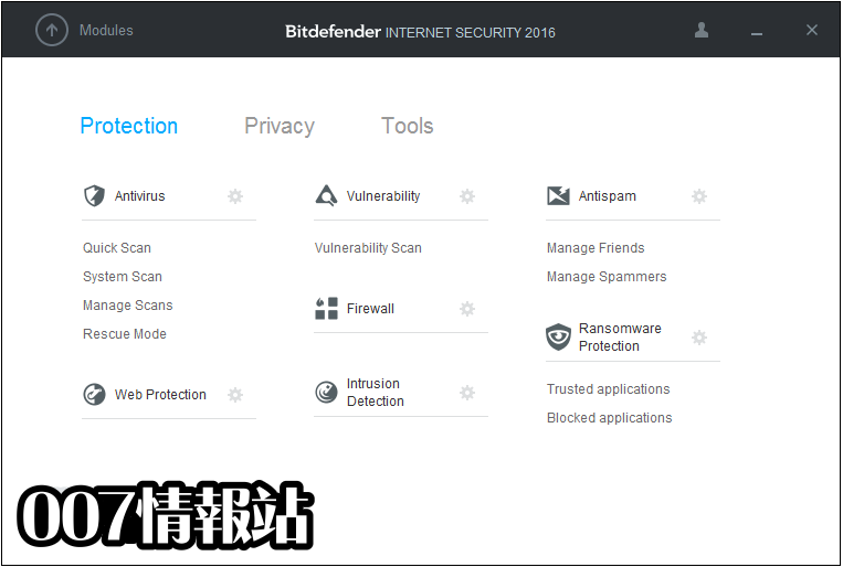 Bitdefender Internet Security (64-bit) Screenshot 3