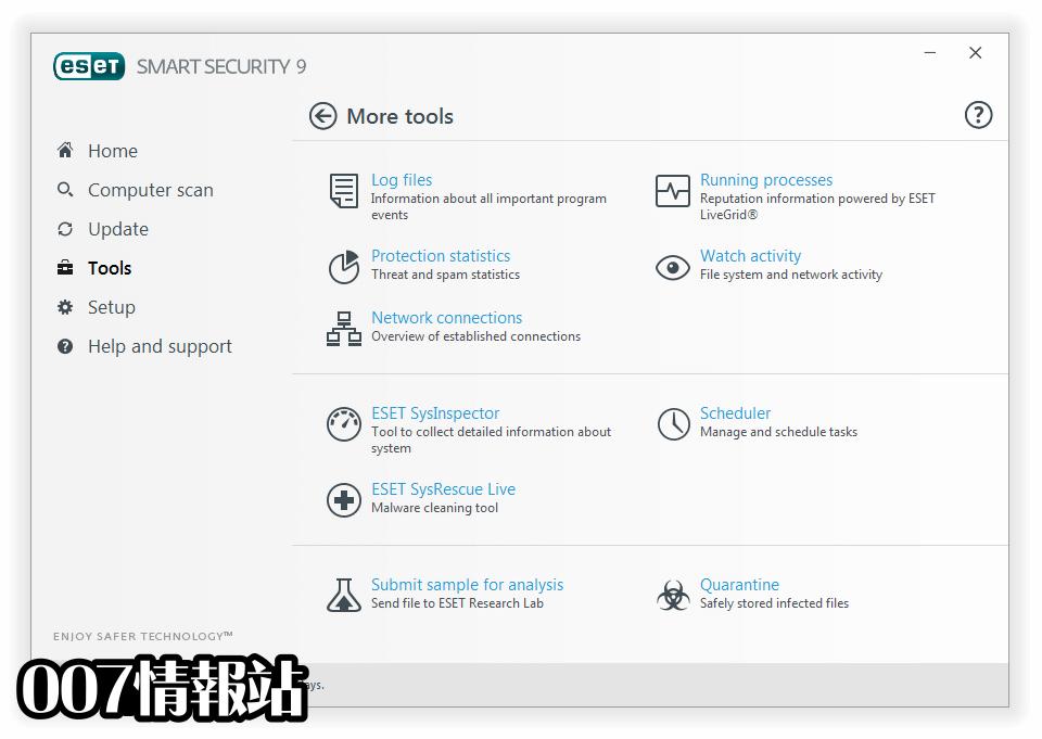 ESET Smart Security (64-bit) Screenshot 3