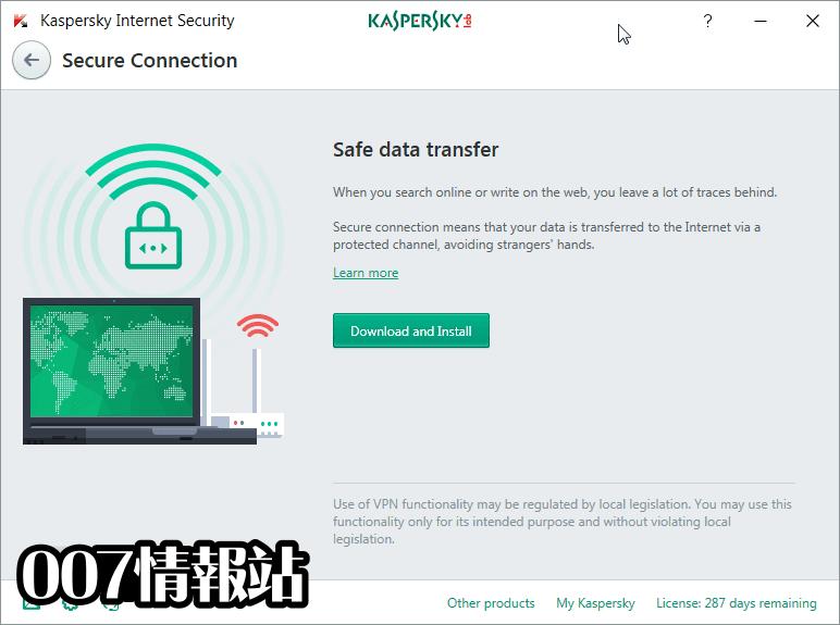 Kaspersky Internet Security Screenshot 4