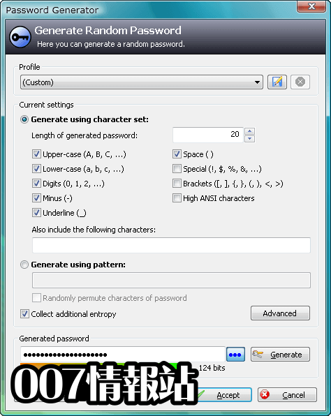 KeePass Password Safe Screenshot 3