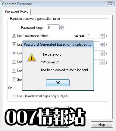Password Safe Screenshot 4
