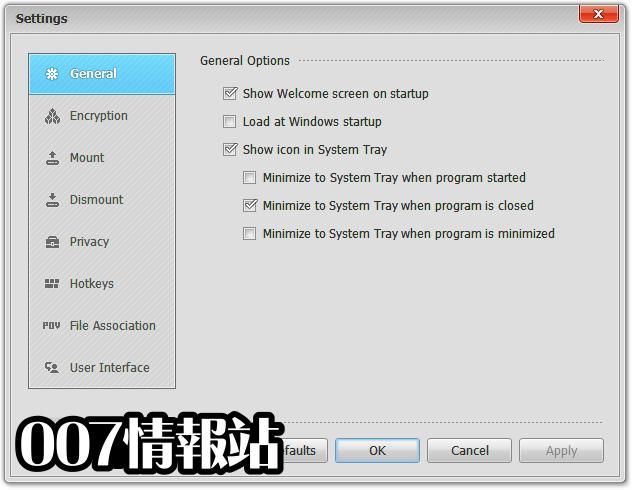 Privacy Drive Screenshot 5