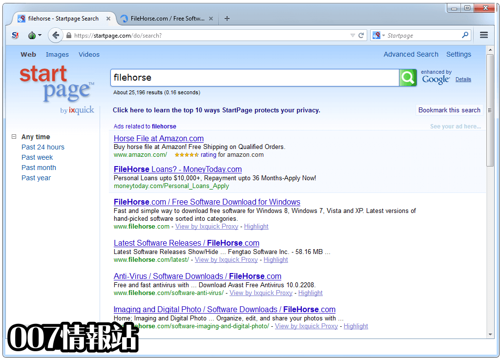 Tor Browser Screenshot 2