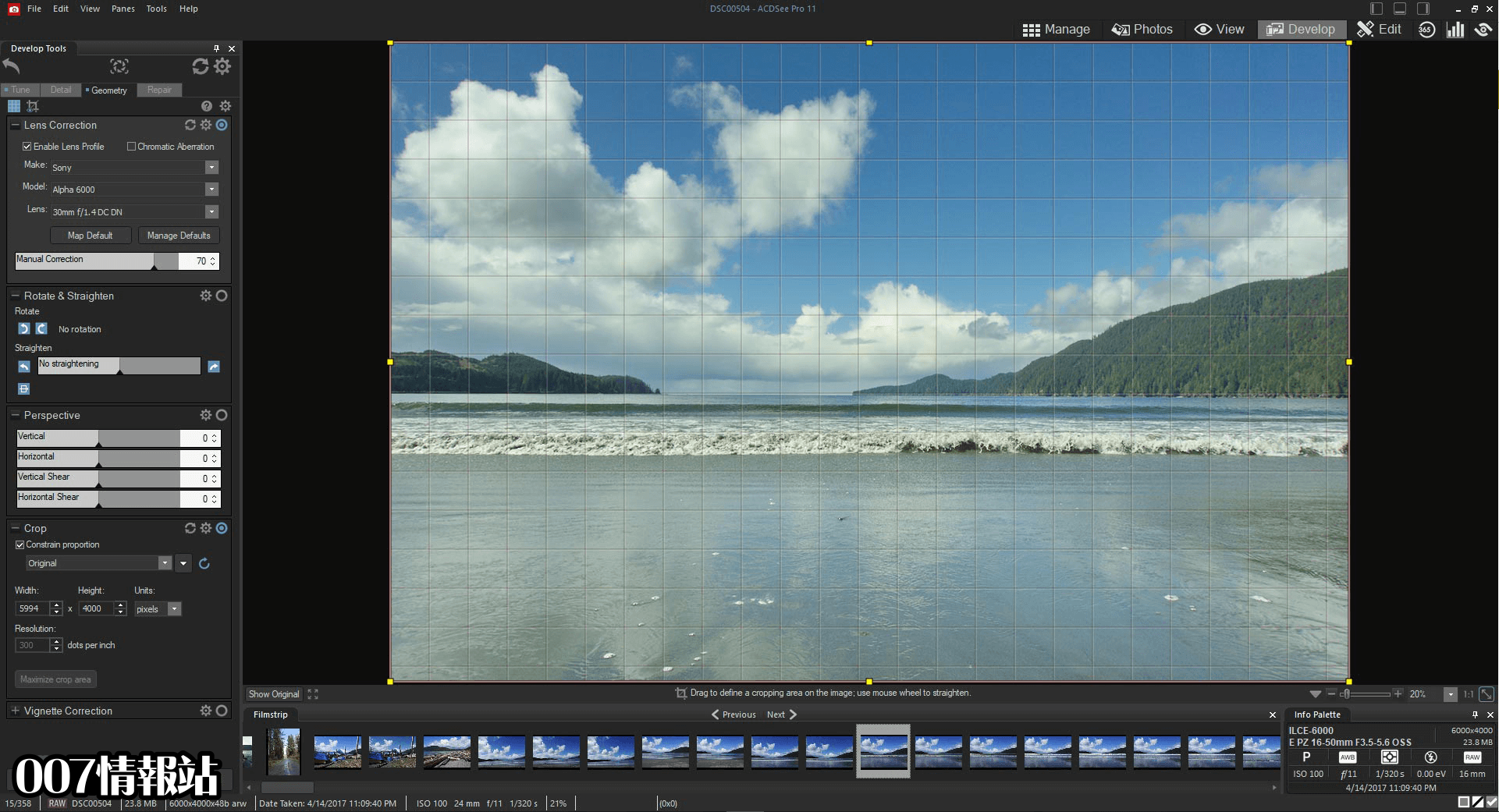 ACDSee Photo Studio Professional (32-bit) Screenshot 3