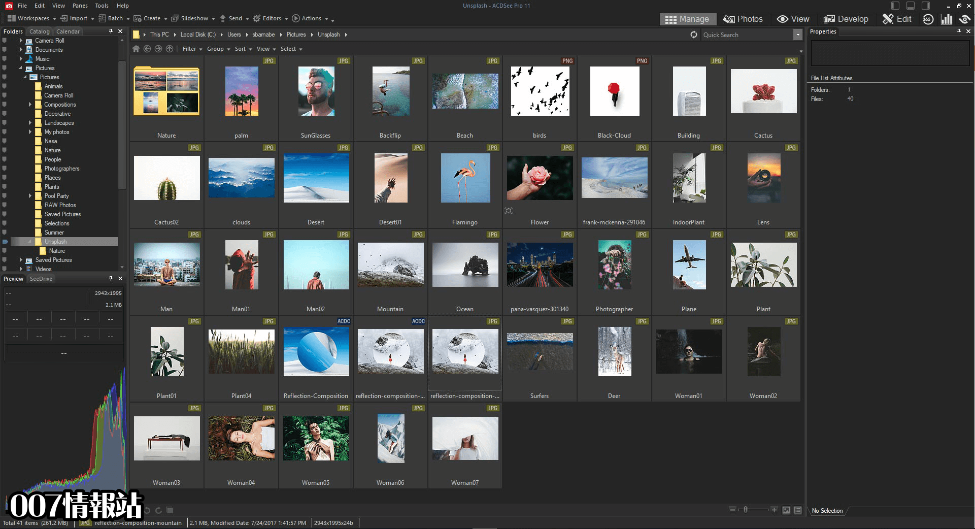 ACDSee Photo Studio Professional (32-bit) Screenshot 4