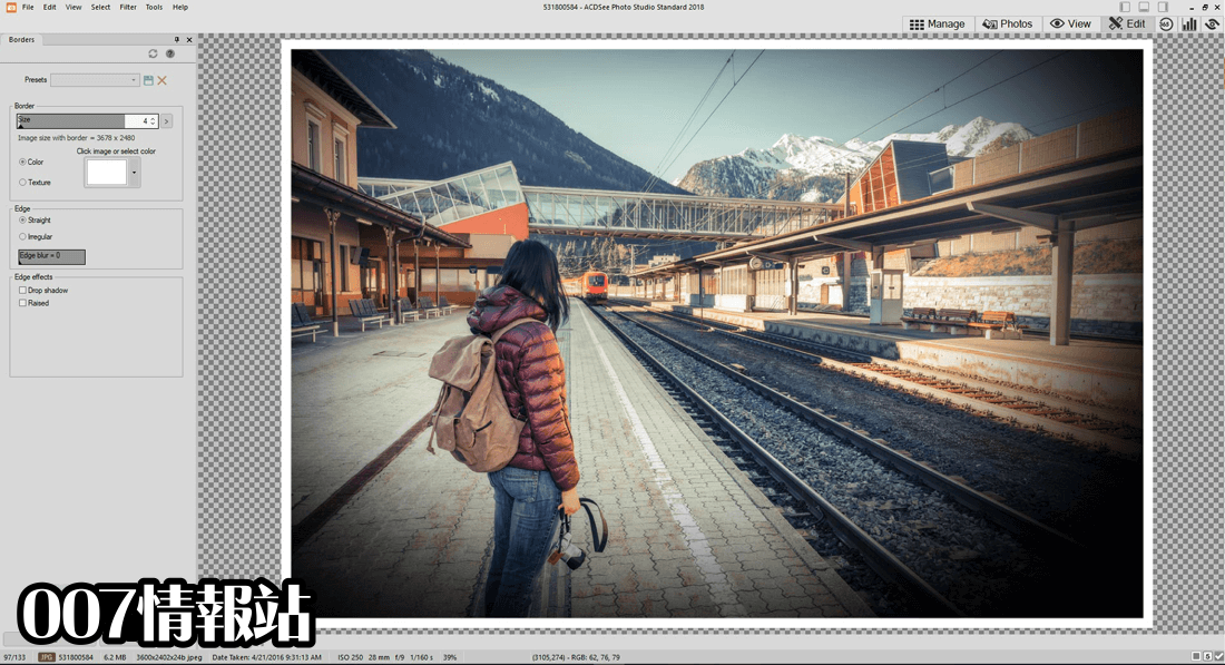 ACDSee Photo Studio Standard (64-bit) Screenshot 3