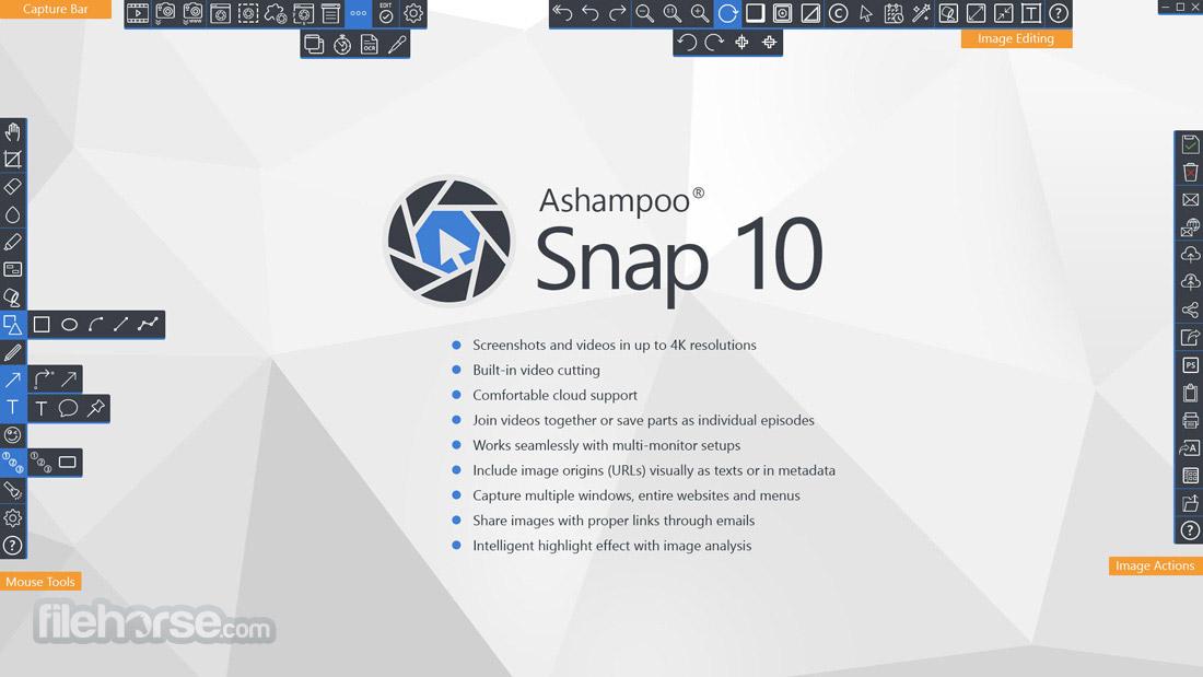 Ashampoo Snap Screenshot 1