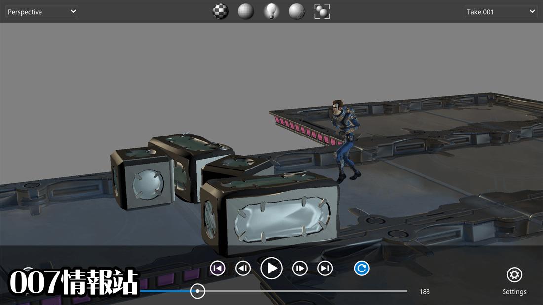 Autodesk FBX Review Screenshot 3