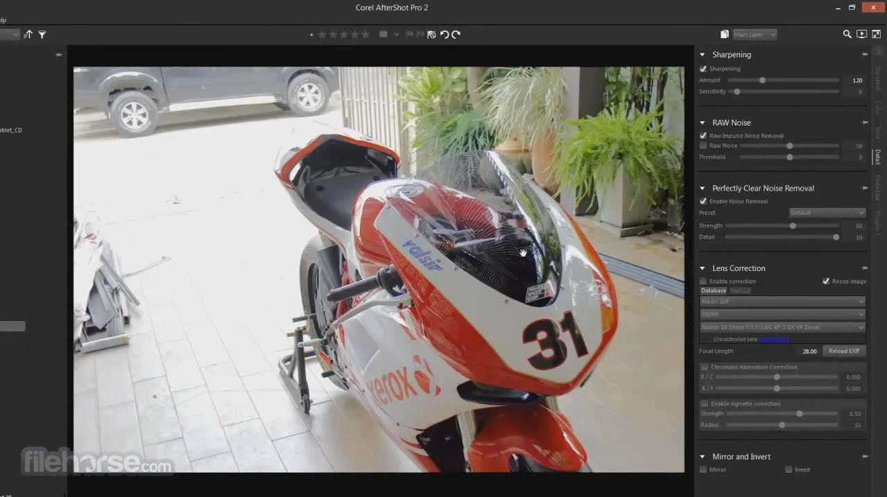 Corel AfterShot Pro Screenshot 3