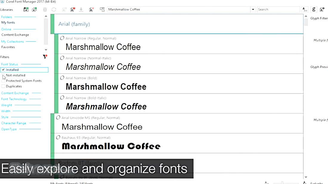 CorelDRAW Graphics Suite Screenshot 4