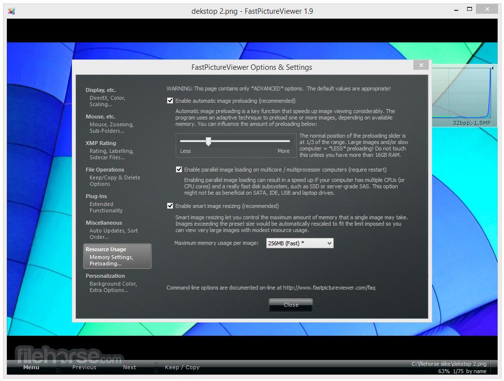 FastPictureViewer (64-bit) Screenshot 2