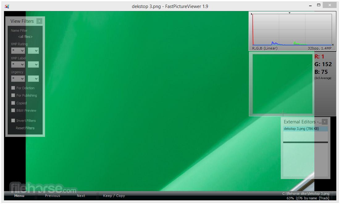 FastPictureViewer (64-bit) Screenshot 3