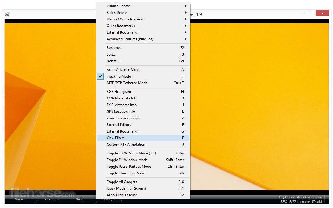 FastPictureViewer (64-bit) Screenshot 4