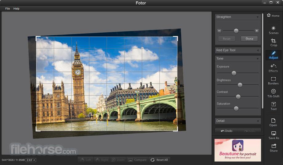 Fotor for Windows Screenshot 2