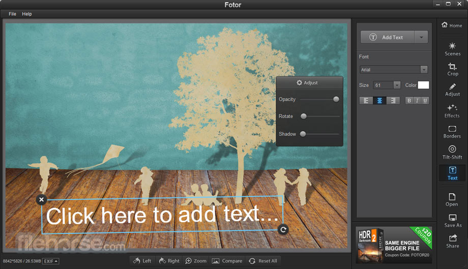 Fotor for Windows Screenshot 4