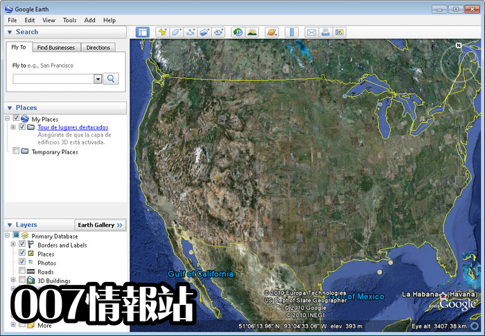 Google Earth Screenshot 2