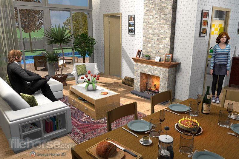 Sweet Home 3D Screenshot 4