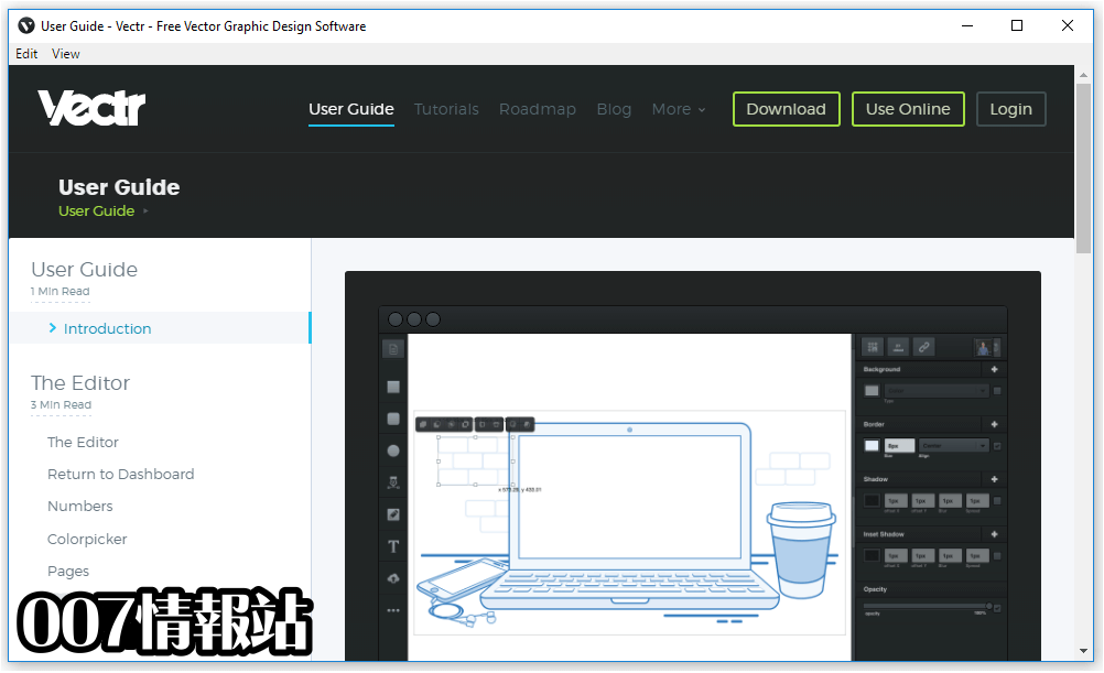 Vectr (32-bit) Screenshot 5