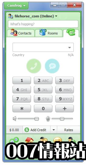 Camfrog Video Chat Screenshot 3