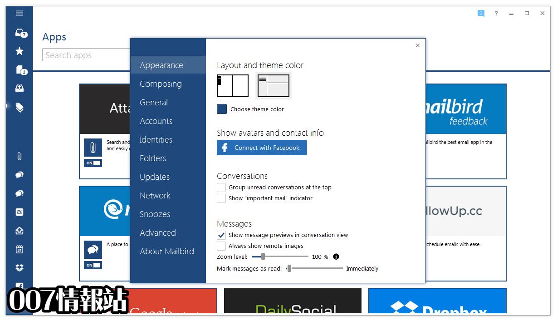 Mailbird Screenshot 5