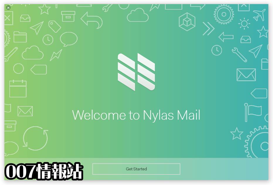 Nylas Mail Screenshot 1