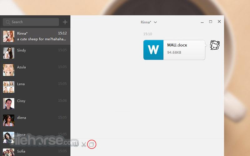 WeChat for Windows Screenshot 1