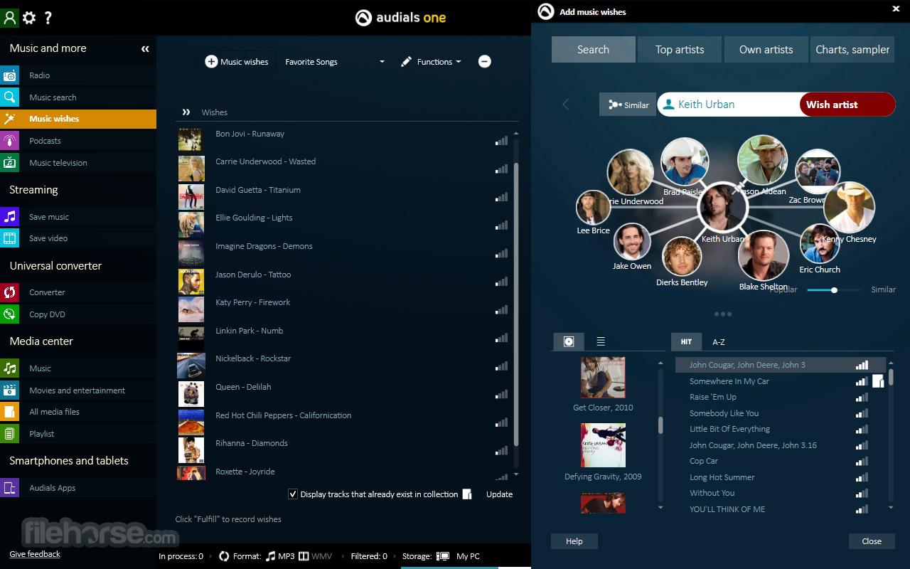 Audials One Screenshot 3