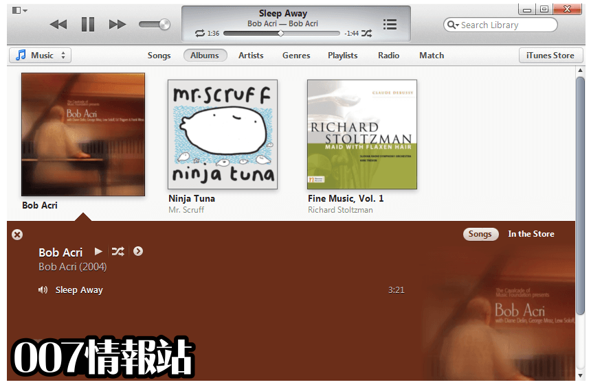iTunes for Windows (32-bit) Screenshot 4