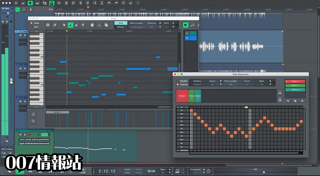 n-Track Studio (64-bit) Screenshot 1