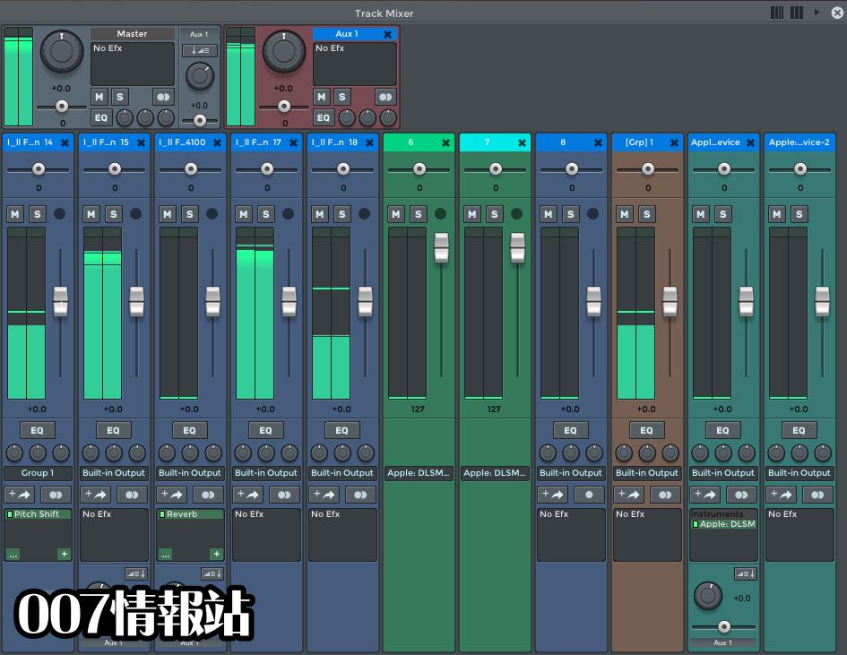 n-Track Studio (64-bit) Screenshot 2