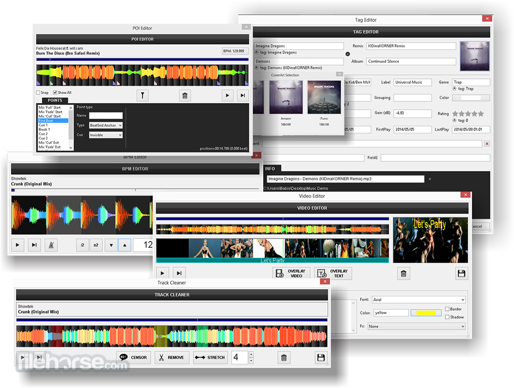 Virtual DJ Screenshot 5