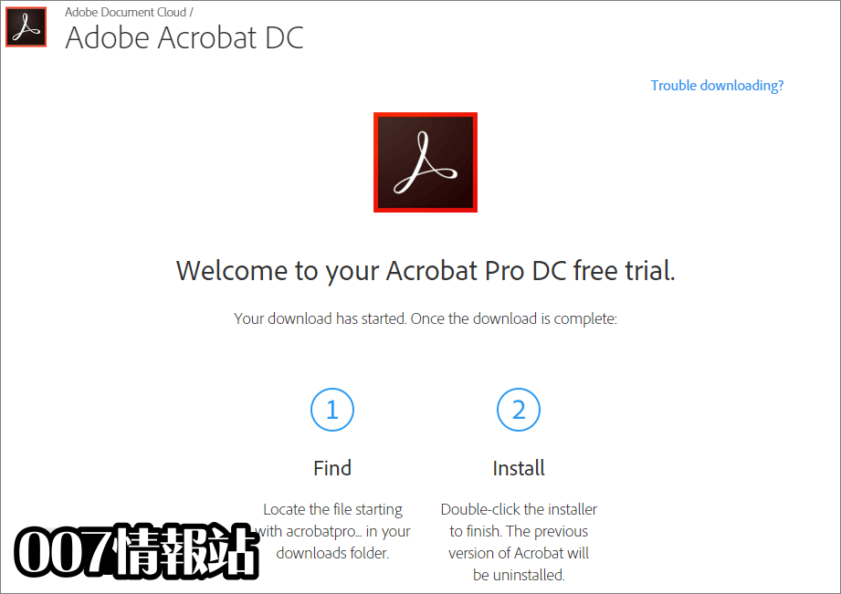 Adobe Acrobat Pro DC Screenshot 3