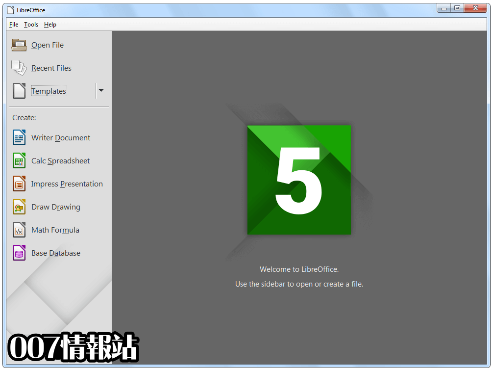 LibreOffice (32-bit) Screenshot 1