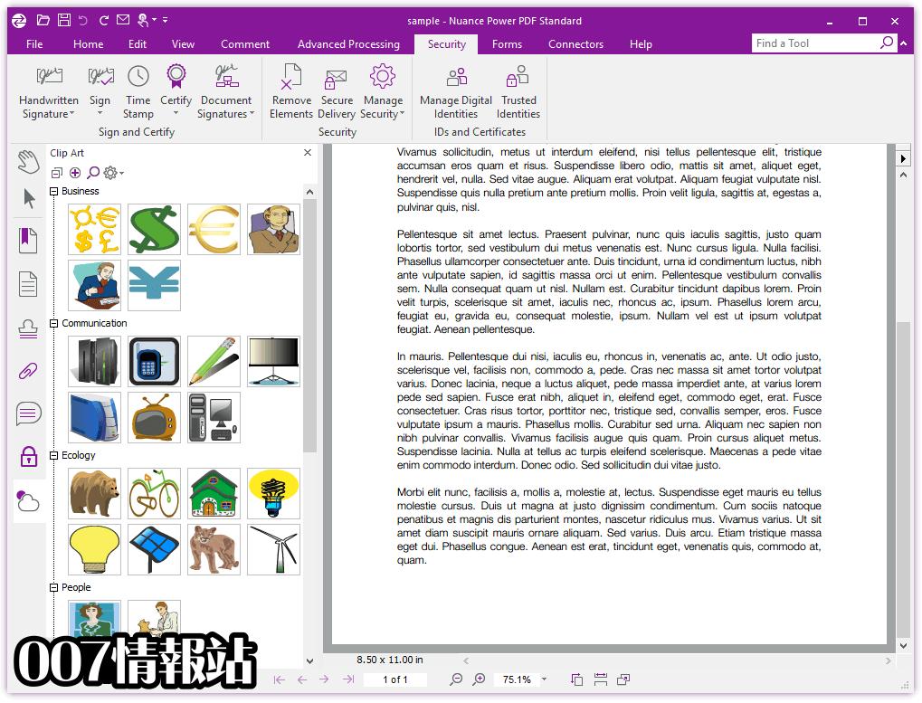 Nuance Power PDF Standard Screenshot 4