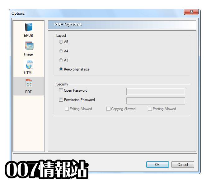 PDFMate PDF Converter Free Screenshot 3