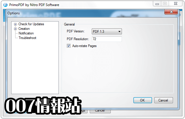 PrimoPDF Screenshot 3
