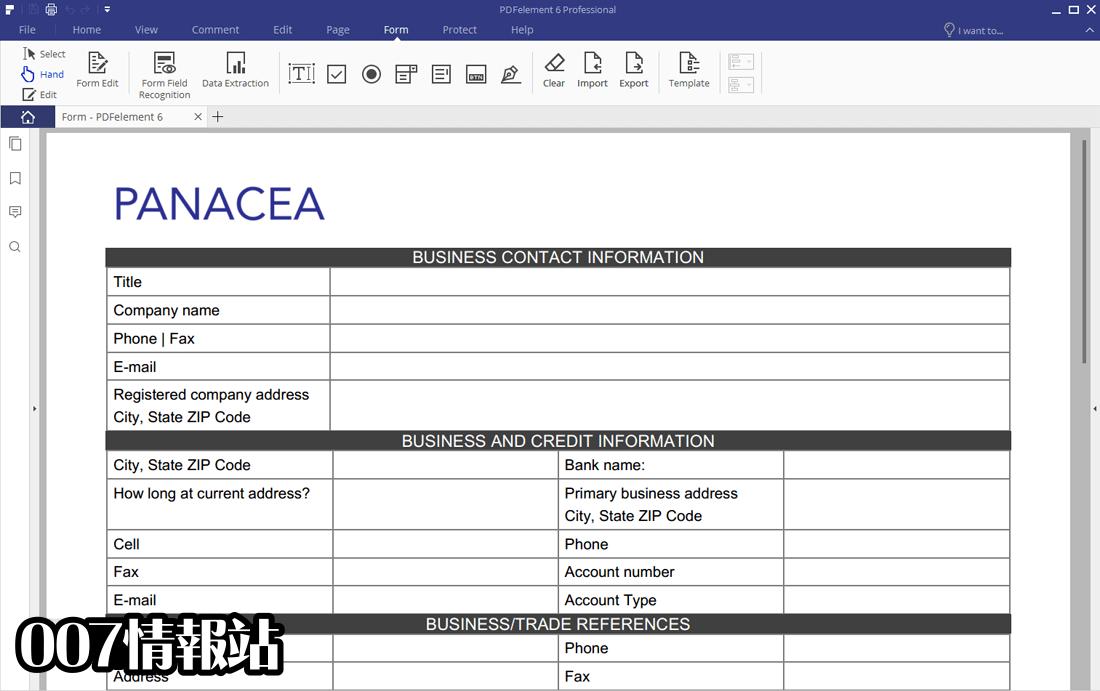 Wondershare PDFelement Screenshot 2