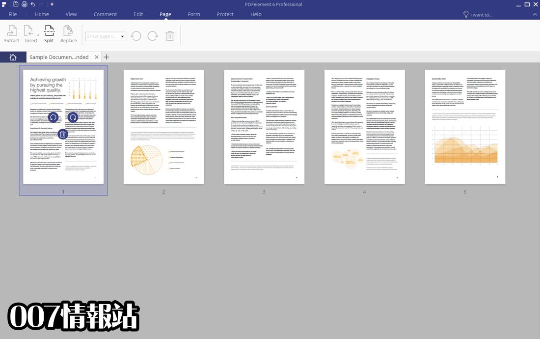 Wondershare PDFelement Screenshot 4