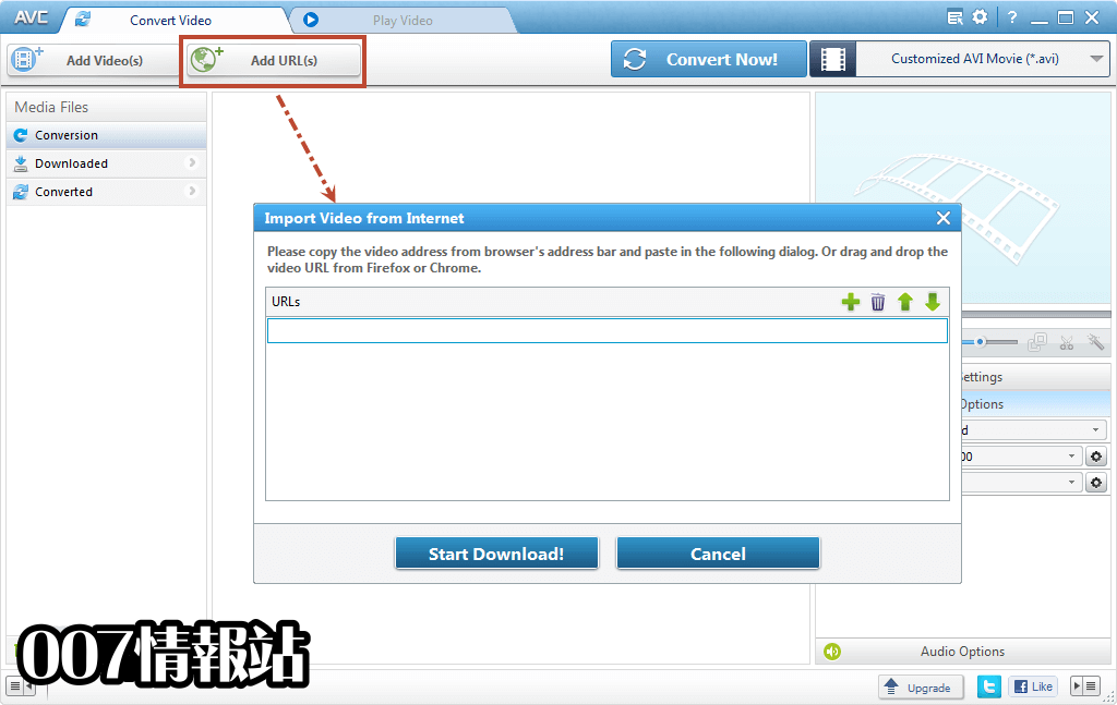Any Video Converter Free Screenshot 3