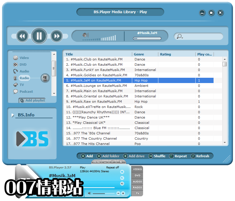 BS.Player Free Screenshot 3