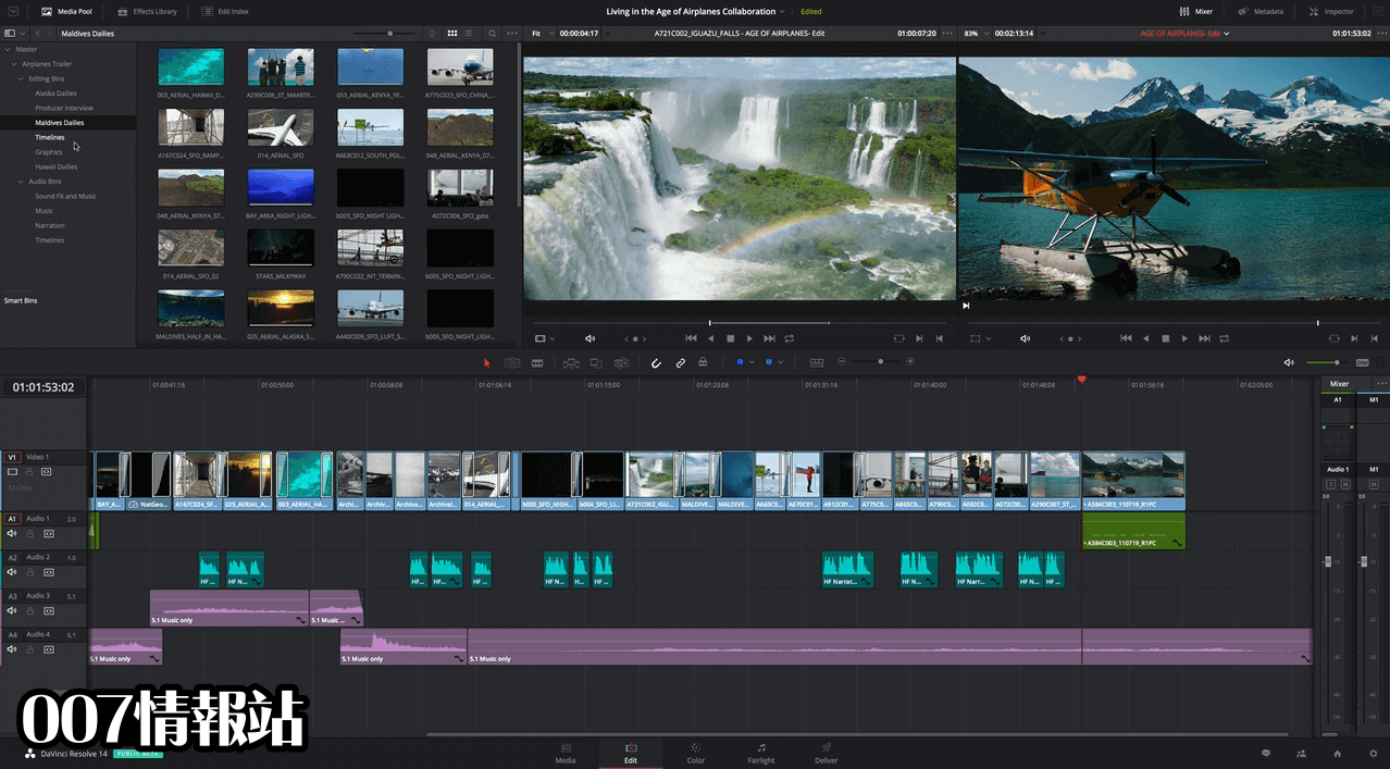 DaVinci Resolve Screenshot 5