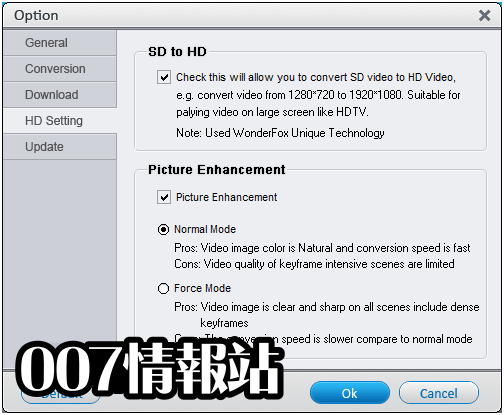HD Video Converter Factory Pro Screenshot 3