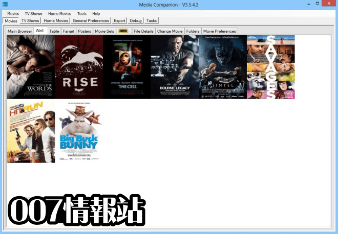 Media Companion (64-bit) Screenshot 2