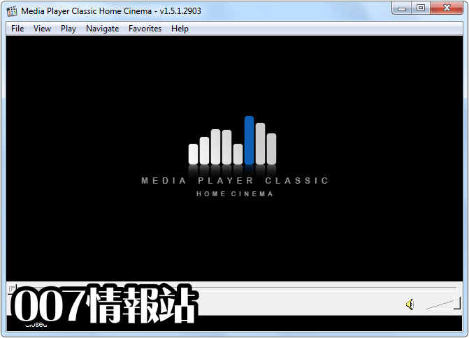 Media Player Classic (32-bit) Screenshot 1