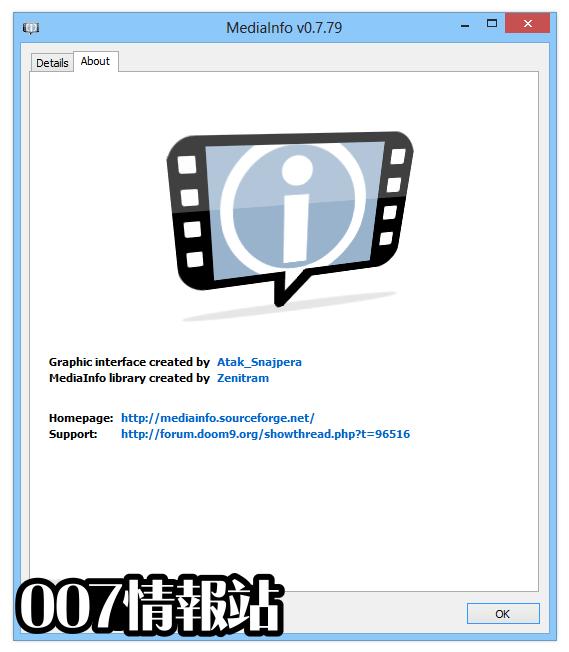 MediaInfo Lite Screenshot 3