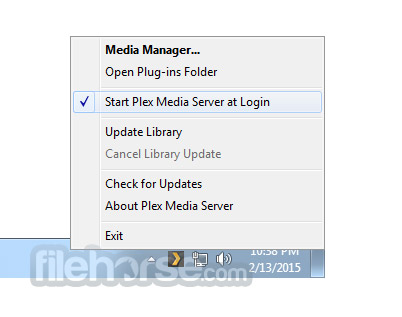 Plex Media Server Screenshot 5