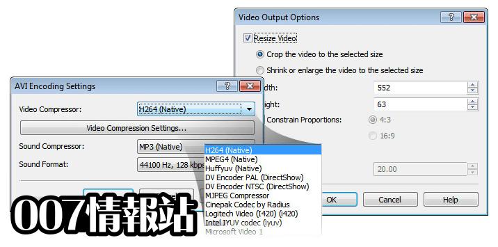 Prism Video Converter Screenshot 2